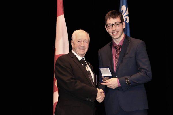Grand honneur pour Emerick Nadeau!